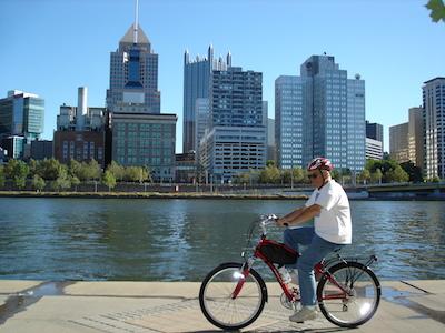 Bikes In Pittsburgh Traveler named Pittsburgh